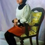 33女性画