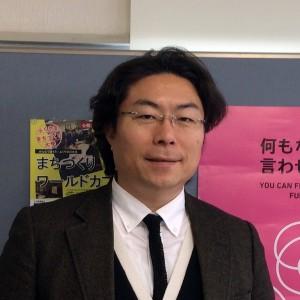 福山市のブランディングをサポートする本田勝之助さん